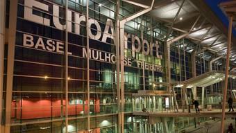 Schon seit über 20 Jahren ist der Bahnanschluss für den Euro-Airport im Gespräch.GEORGIOS KEFALAS/Keystone