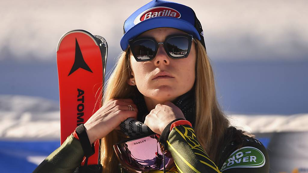 Shiffrin gibt Comeback in Are