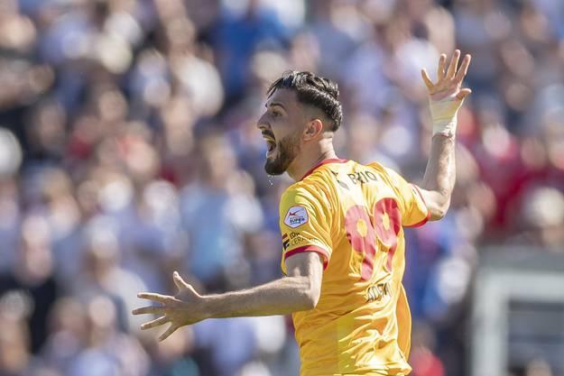 Kemal Ademi wechselt von Xamax zum FCB.