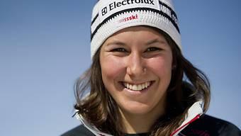 Wendy Holdener kann strahlen: Nachwuchssportlerin des Jahres.