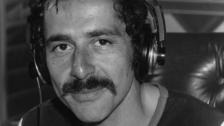 Der Radio 24-Gründer höchstpersönlich - Roger Schawinski