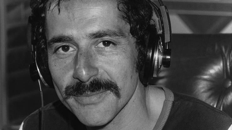 Der Radio 24-Gründer höchstpersönlich - Roger Schawinski, 1982