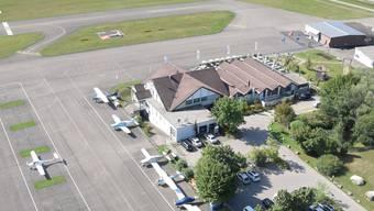 Nach dem Abgang von Martin Andenmatten benötigt der Flugplatz Birrfeld einen neuen Leiter.
