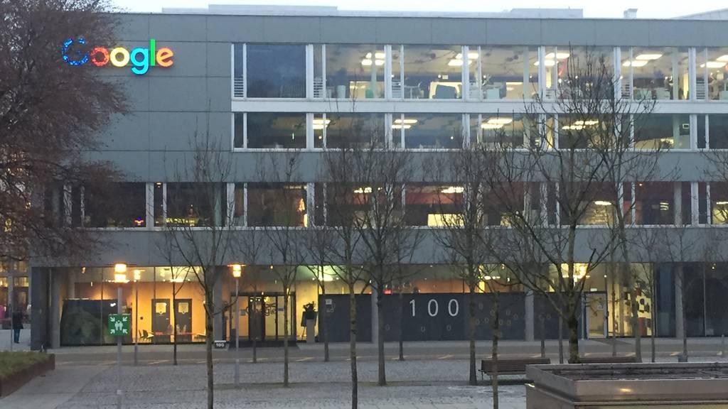 (FM1Today) Der Google Hauptsitz in der Schweiz