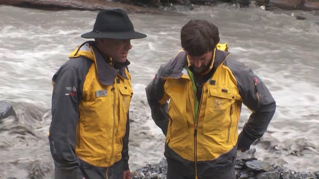 Verheerender Canyoning-Unfall in Vättis (SG) fordert drei Tote