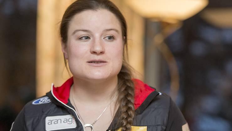 Top 6 als Ziel, eine WM-Medaille im Skeleton als Traum: Marina Gilardoni