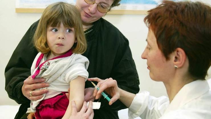 Im Bundesstaat New York ist künftig die Religionszugehörigkeit kein Grund mehr, die Impfpflicht zu verweigern. (Symbolbild)
