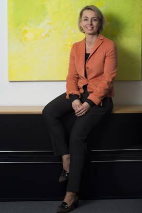 Ursula Nold.