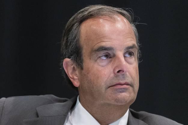 CVP-Präsident Gerhard Pfister.