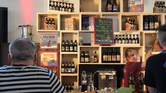 In Solothurn ist angezapft – 28 Brauereien sind an den elften Solothurner Biertagen