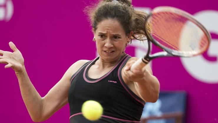Patty Schnyder kehrt auf die grosse Tennis-Bühne zurück und bestreitet das US Open