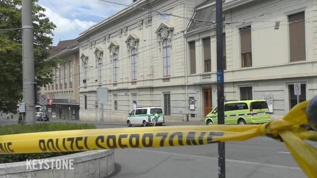 Entwarnung nach Bombendrohung in Basel