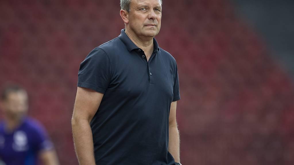 André Breitenreiter hat beim FCZ das Siegen wiedereingeführt