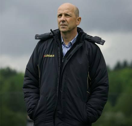 Die Punkteausbeute auswärts unter FC Baden-Trainer Freddy Strasser ist überzeugend.