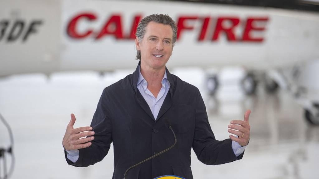 Kalifornien macht Lockerungen weitgehend rückgängig