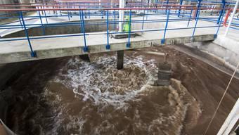 Mit dem Bau eines neuen Mischwasserbeckens in Liestal soll künftig verhindert werden, dass bei starken Regenfällen grosse Mengen an Schmutzwasser in die Ergolz fliessen. (Symbolbild)