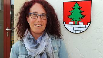 Fühlt sich in Bottenwil wohl: die neue Gemeindeschreiberin Carmen Duss. ran