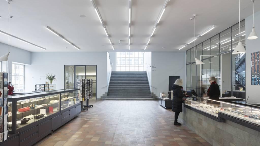 Das Museum für Gestaltung in Zürich ist eines der 1118 Museen in der Schweiz und eines der 58 grossen. (Archivbild)