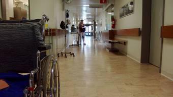 Langer weg: Das «Limmi» fordert den Verbleib aller 17 Trägergemeinden im Spitalverband, deshalb wird erneut rekurriert. (Bild: Christian Murer)