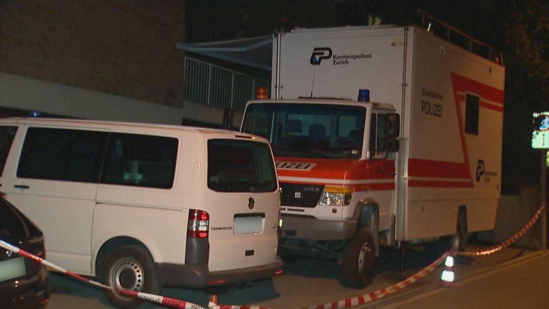 Tote Person an der Frohburgstrasse aufgefunden