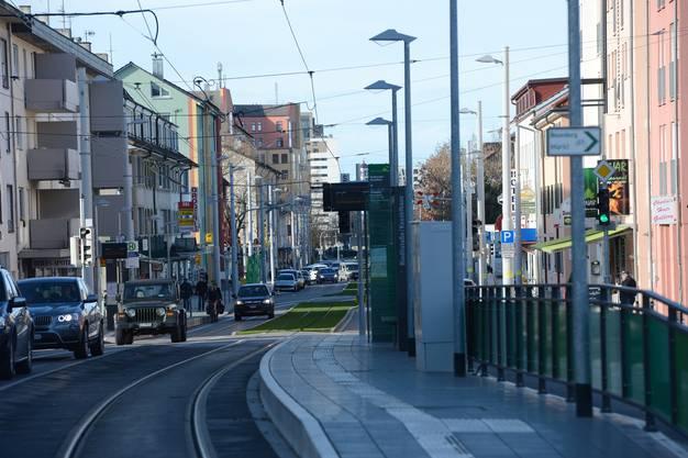 Offizielle Eröffnung der Tramlinie 8 nach Weil am Rhein