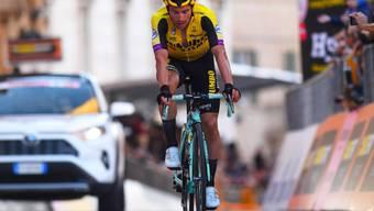 Der Slowene Primoz Roglic gewinnt die 54. Ausgabe der Fernfahrt Tirreno-Adriatico