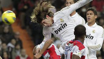 Sergio Ramos traf per Kopf zum zwischenzeitlichen 2:1