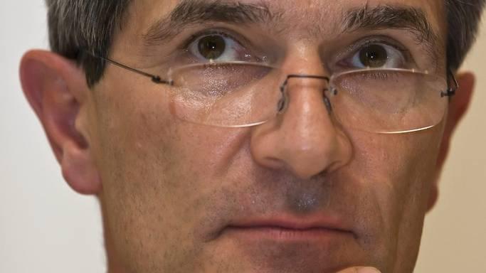 Der neue Chef des Bankenverbands: Patrick Odier