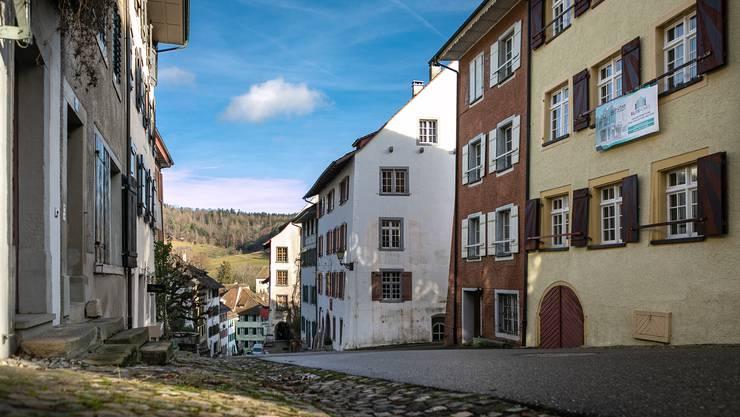 Impressionen aus dem Städtchen Kaiserstuhl.
