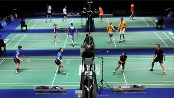 Angekommen: Die Swiss Open in Basel haben sich in der nationalen Sportszene als Grossanlass etabliert. (Archiv)