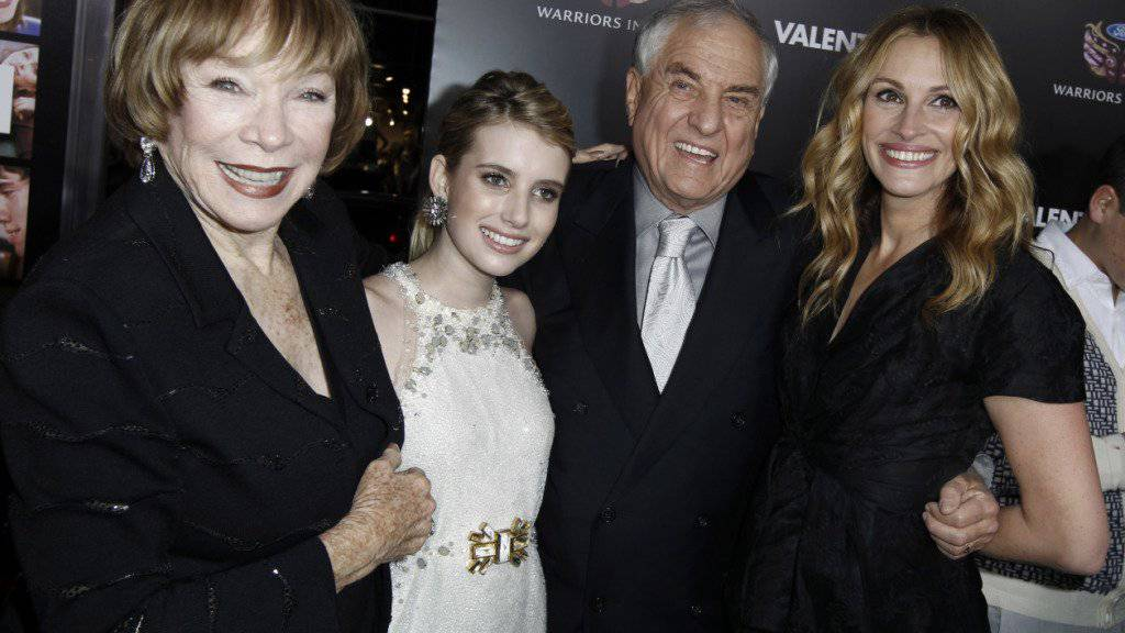 """Pretty Woman""-Regisseur Garry Marshall ist tot. (Archivbild)"