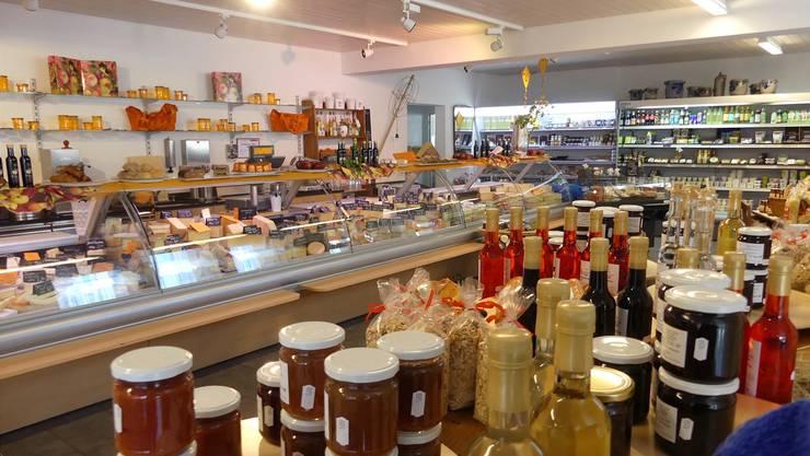 Die Chäsi-Wey in Muri wird am Konzept der regionalen Produkte festhalten.