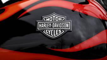Harley-Davidson erleidet Gewinneinbruch - Trump droht Vergeltung an. (Archiv)