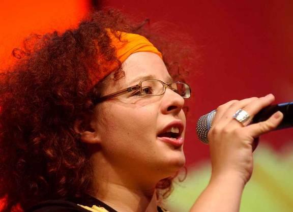 Der Fenk-Motor aus dem Rheintal war die erste Siegerin im Jahr 2003. Trotz gewaltiger Stimme wurde aber nichts aus einer Gesangskarriere. Die eigenwillige Ostschweizerin singt heute noch, meist bei kleineren Anlässen, neuerdings zusammen mit Country-Bands.