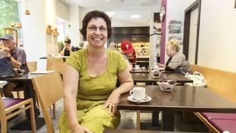 Ida Boos arbeitet seit 30 Jahren bei der Pro Senectute.