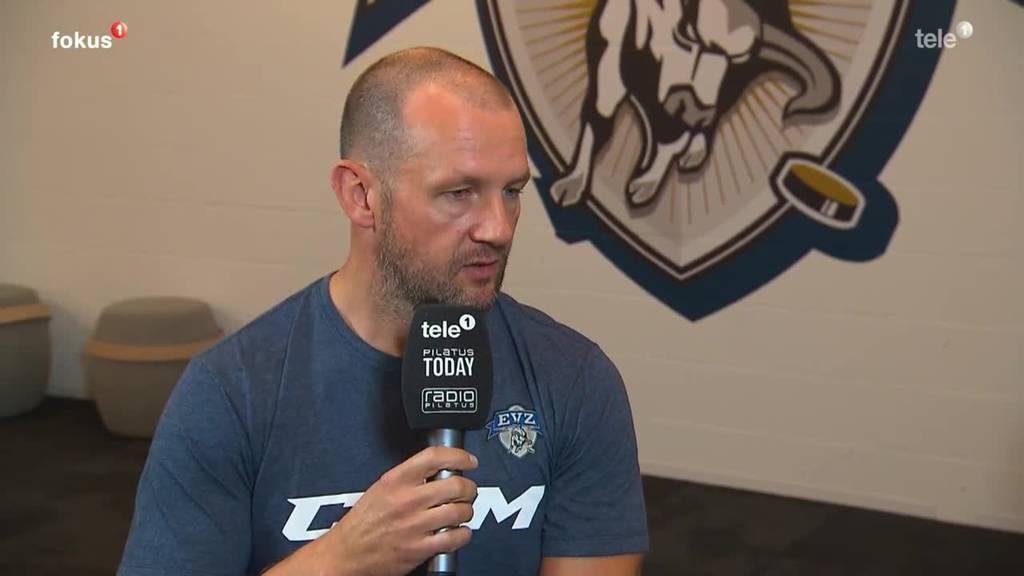 Reto Kläy, EVZ-Sportchef