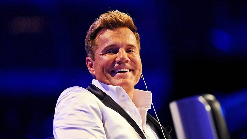 Die Fernsehshow «Deutschland sucht den Superstar» von Poplegende Dieter Bohlen hat in diesem Jahr ein gebürtiger Amerikaner gewonnen. (Archivbild)