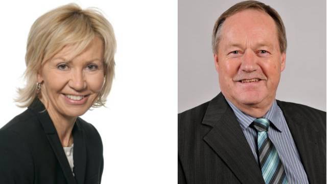 Barbara Meerwein und Jürg Pauli