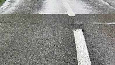 Was geschah auf dem Kreisel in Hirschthal? (Themenbild)