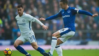 Everton und Chelsea trennten sich in der letzten Runde vor Weihnachten torlos
