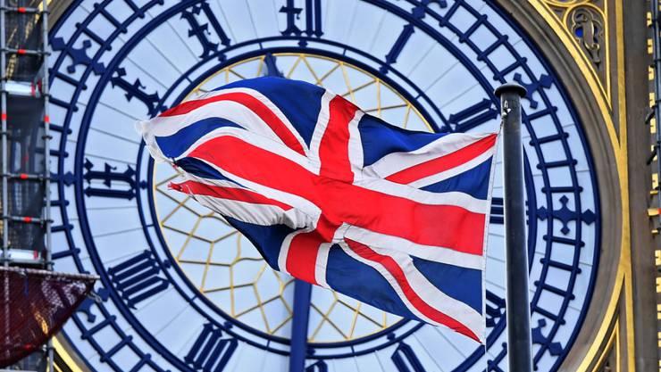 Britische Wirtschaft stagniert im vierten Quartal 2019. (Archiv)