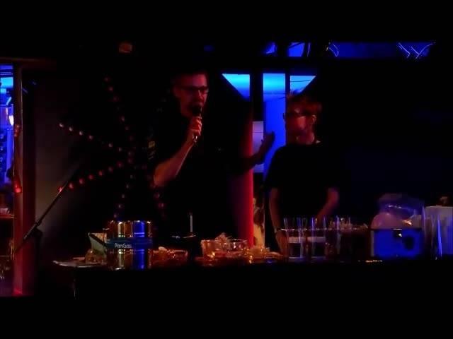 Kochshow von Molekularkoch Caviezel