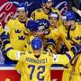 Die schwedischen Spieler können in sechs Jahren vor heimischer Kulisse um den Titel spielen