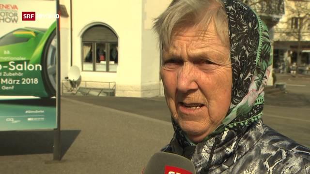«Beim Automaten lächelt mich niemand an»: Zugreisende bedauern Schliessung des SBB-Schalters in Turgi