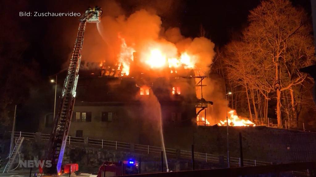 Mann stirbt bei Hausbrand in Freiburg