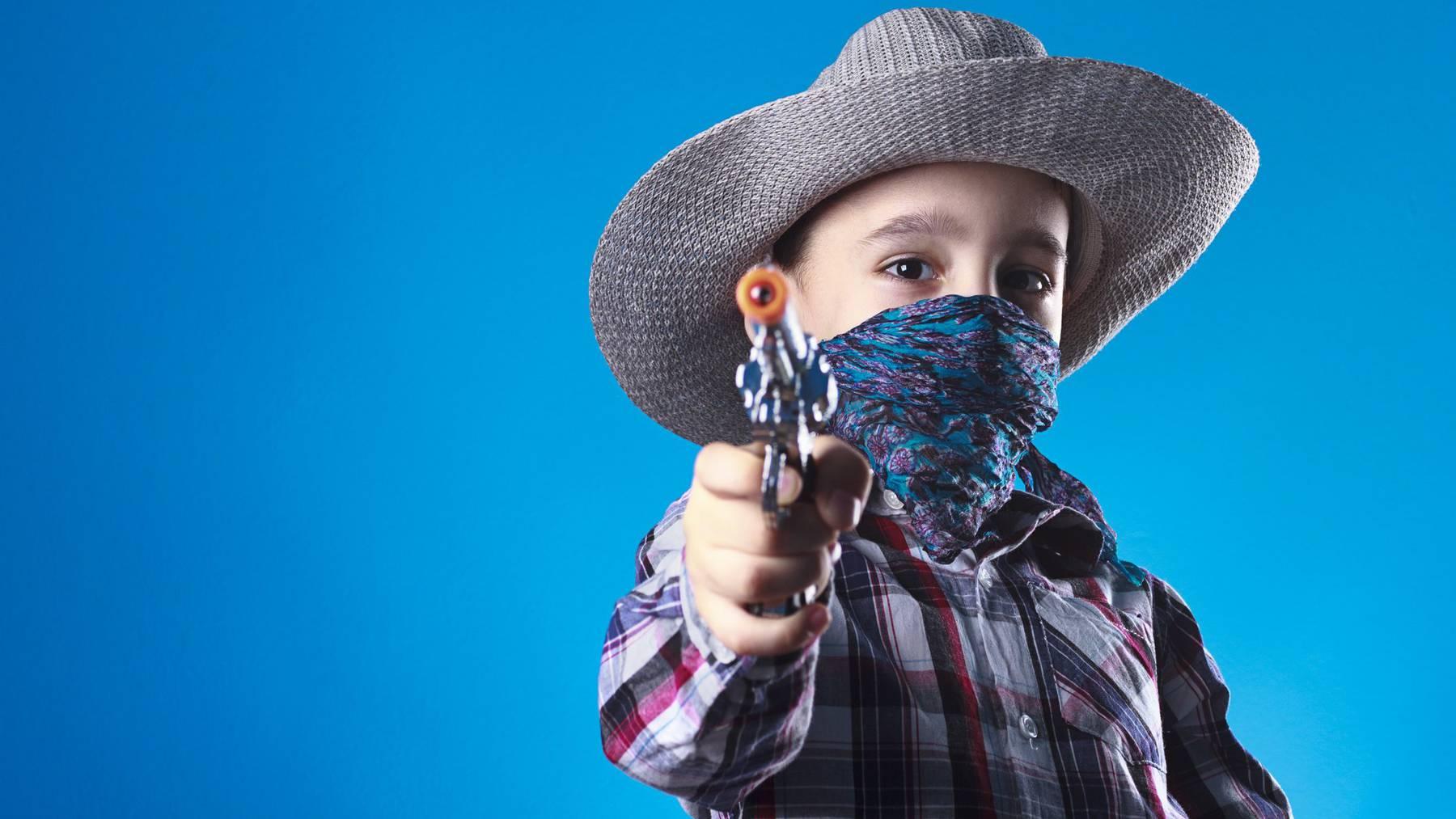 Ist ein Cowboy ohne Pistole noch ein Cowboy? (Symbolbild)