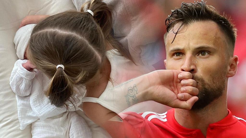 Der Schweizer Natispieler wurde zum zweiten Mal Vater.