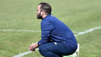 Dullikens Trainer Alessandro Rizzo drehte das Spiel gegen Adliswil.