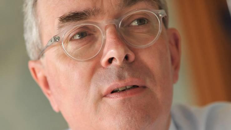 Christoph Brutschin musste sich nochmals einer Operation am Innenohr unterziehen.