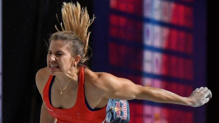 Schmerzhaftes Ende der EM für die Schweizerin Petra Klingler